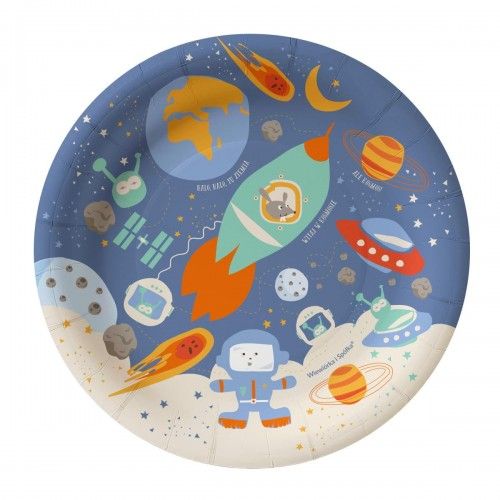 talerze-kosmos-Wiewiorka-i-Spolka-cosmos-space-party-plates-Squirrel-and-Company