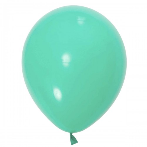 balony-zielone-mietowe-pastelowe-Wiewiorka-i-Spolka-mint-minty-latex-balloons-Squirrel-and-Company