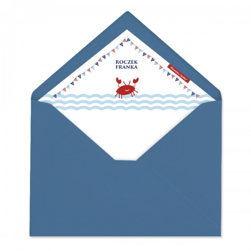 koperta-niebieska-koperty-niebieskie-na-urodziny-roczek-chrzciny-krab-krabik-Wiewiorka-i-Spolka-crab-crabs-personalised-birthday-baptism-blue-envelope-envelopes-Squirrel-Company