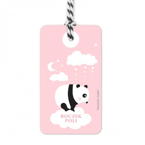 karnety-karneciki-bileciki-przywieszki-karteczki-na-imie-do-prezentu-roczek-rozowe-mis-panda-Wiewiorka-i-Spolka-pink-panda-bear-personalised-birthday-gift-label-labels-Squirrel-Company