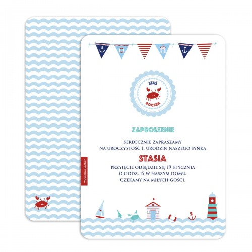 zaproszenia-na-urodziny-chrzest-chrzciny-blekitne-krab-krabem-krabikiem-marynistyczne-Wiewiorka-i-Spolka-personalised-crab-birthday-blue-invitations-Squirrel-Company